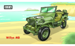M026 - Willys MB