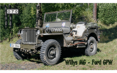 M070 - Willys MB - Ford GPW