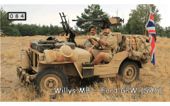 M084 - Willys MB - Ford GPW (SAS)